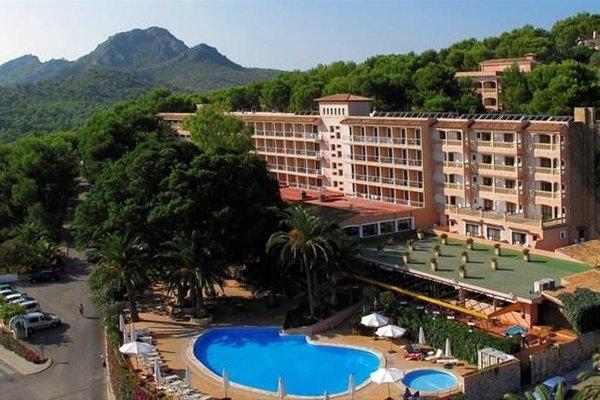 Hotel Na Taconera - фото 23