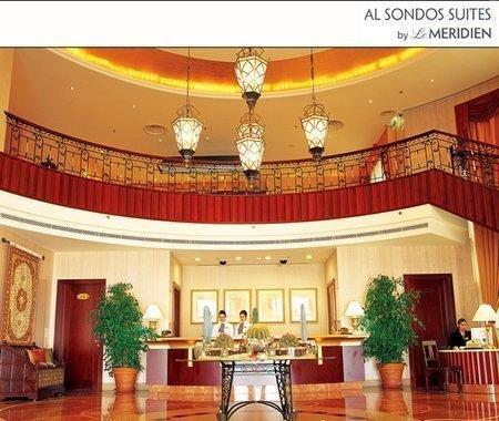 Al Sondos Suites by Le Meridien - фото 16
