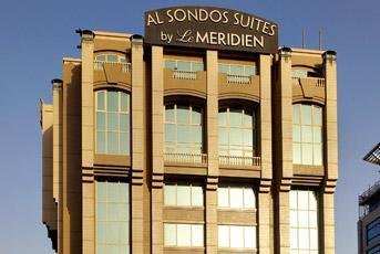 Al Sondos Suites by Le Meridien - фото 22