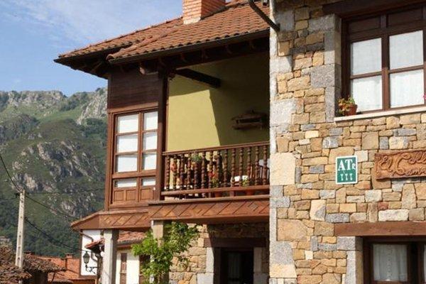Apartamentos Rurales El Collain de Campiellos - фото 1