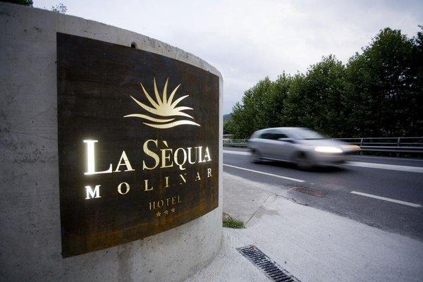 Hotel La Sequia Molinar - фото 21