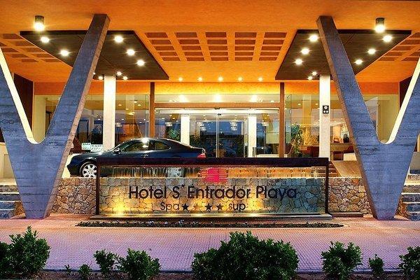 Hotel & Spa S'Entrador Playa - фото 5