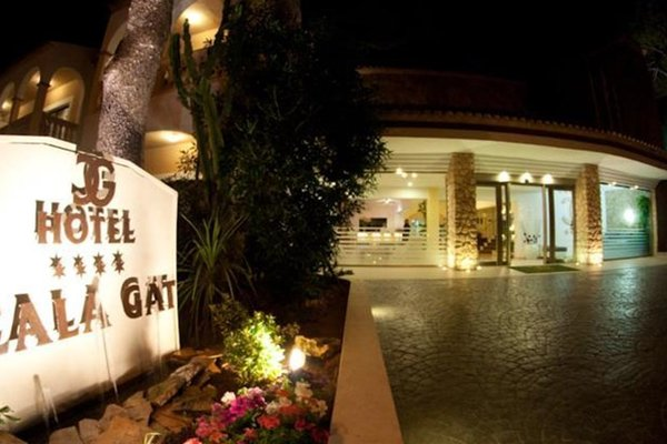 Hotel Cala Gat - фото 18