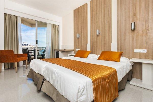 Гостиница «Globales Borneo ****», Кала-Миллор