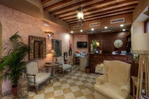 Hotel Argantonio - фото 9