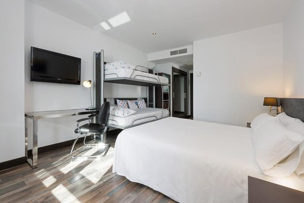 Tryp Cadiz La Caleta Hotel - фото 2
