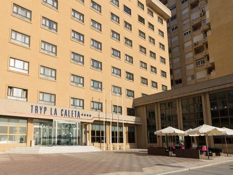 Tryp Cadiz La Caleta Hotel - фото 22