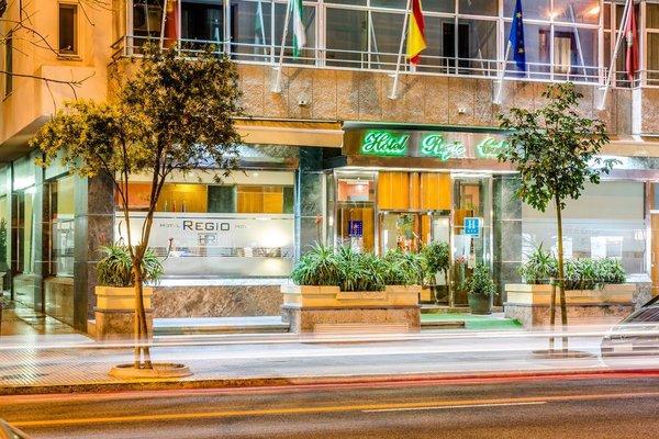 Hotel Regio Cadiz - фото 50