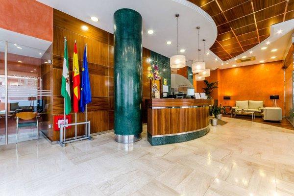 Hotel Regio Cadiz - фото 15