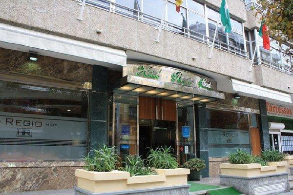 Hotel Regio Cadiz - фото 21