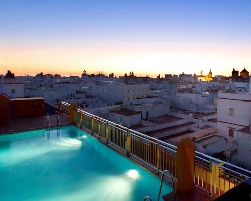 Senator Cadiz Spa Hotel - фото 50