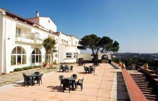 Гостиница «Rocamar», Кадакес