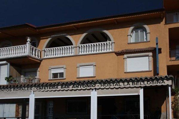 Hostal y Apartamentos Rurales la Bellosina - фото 19