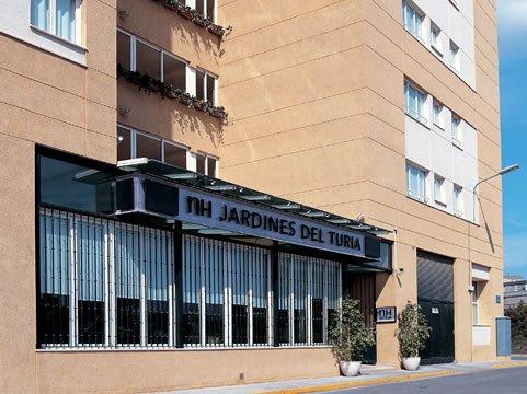 Гостиница «Nh Jardines Del Turia», Бурхасот