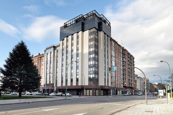 Hotel Puerta de Burgos - фото 23