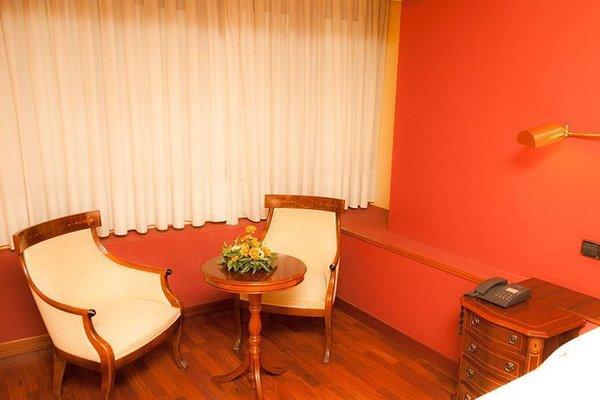 Hotel Sercotel Corona de Castilla - фото 2