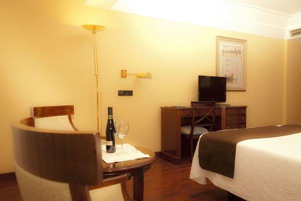 Hotel Sercotel Corona de Castilla - фото 6