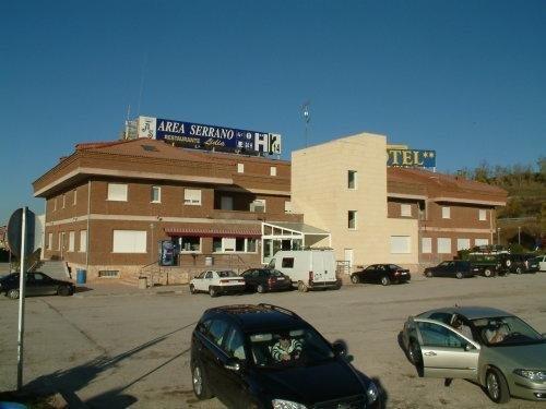 Hotel Area Serrano - фото 13
