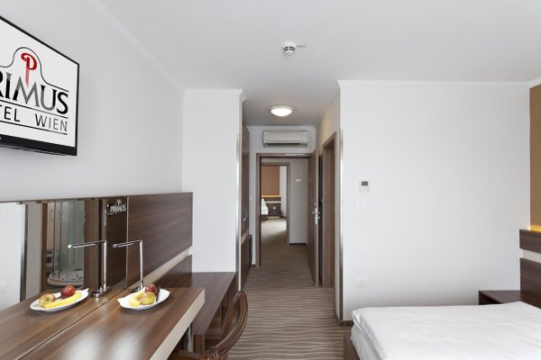 Primus Hotel & Apartments - фото 3