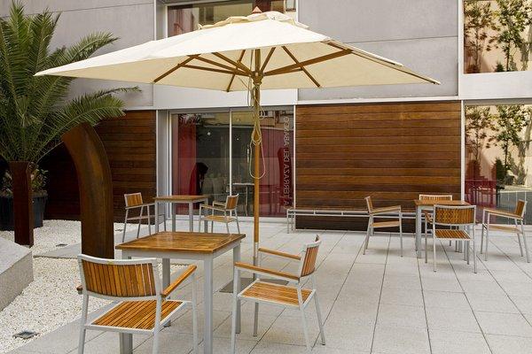 Hotel Zenit Bilbao - фото 11
