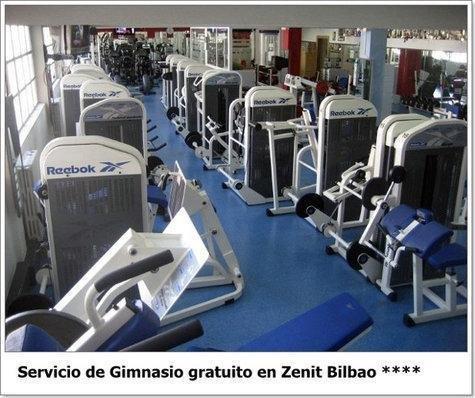 Hotel Zenit Bilbao - фото 18
