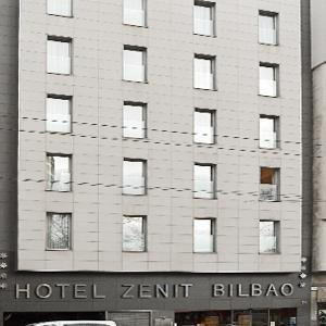 Hotel Zenit Bilbao - фото 23