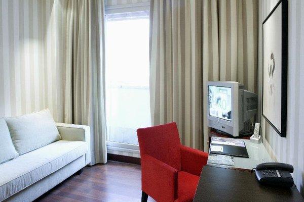 Hotel Zenit Bilbao - фото 3