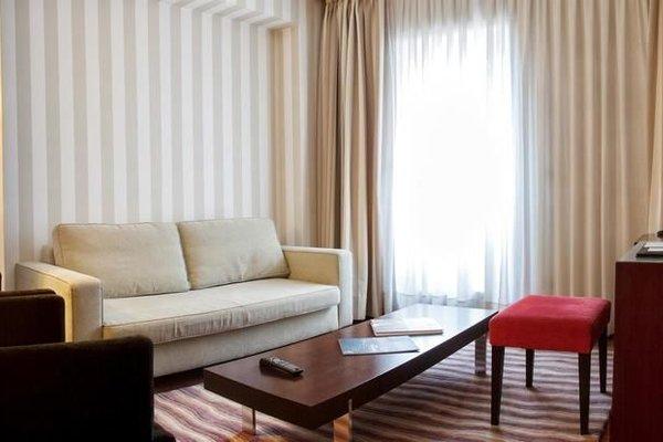 Hotel Zenit Bilbao - фото 4