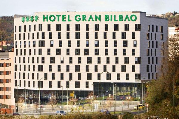 Sercotel Hotel Gran Bilbao - фото 50