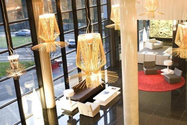 Sercotel Hotel Gran Bilbao - фото 13