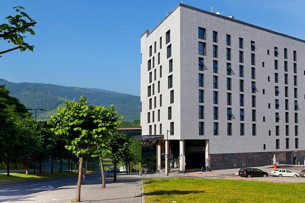 Sercotel Hotel Gran Bilbao - фото 23