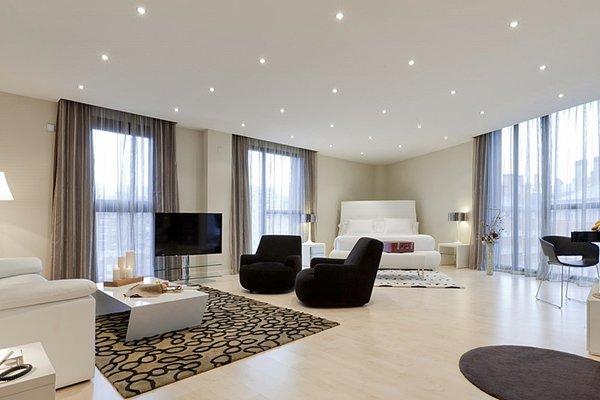 Sercotel Hotel Gran Bilbao - фото 5