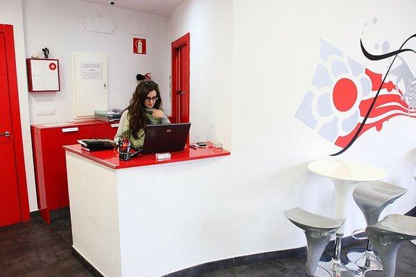 Botxo Gallery - Youth Hostel Bilbao - фото 17