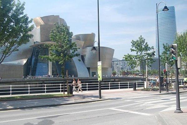 Botxo Gallery - Youth Hostel Bilbao - фото 23