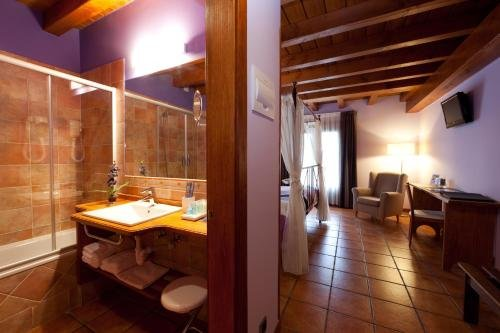 Hotel-Apartamento Rural Atxurra - фото 15