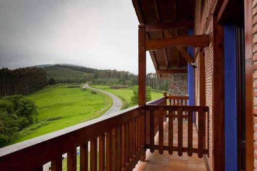 Hotel-Apartamento Rural Atxurra - фото 17