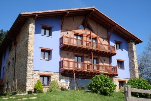 Hotel-Apartamento Rural Atxurra - фото 23