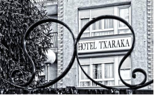 Hotel Txaraka - фото 12