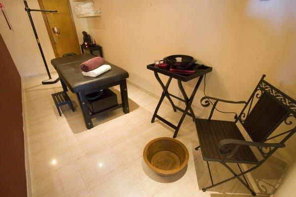 Berga Resort - The Mountain And Wellness Center - Spa - фото 14