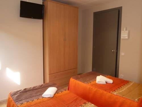Гостиница «Fonda Nuria», Берга