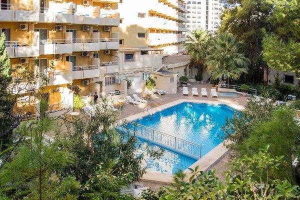 Blue Sea Hotel Calas Marina - фото 20