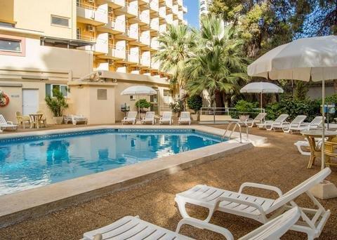 Blue Sea Hotel Calas Marina - фото 21