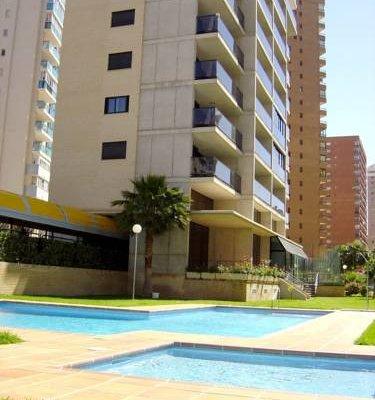 Apartamentos Torre Ipanema - фото 22