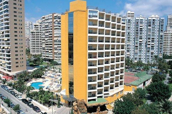 Hotel Servigroup Castilla - фото 13