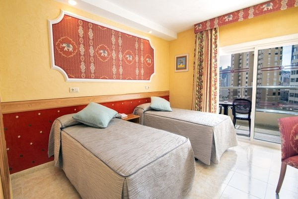 Hotel Servigroup Castilla - фото 4