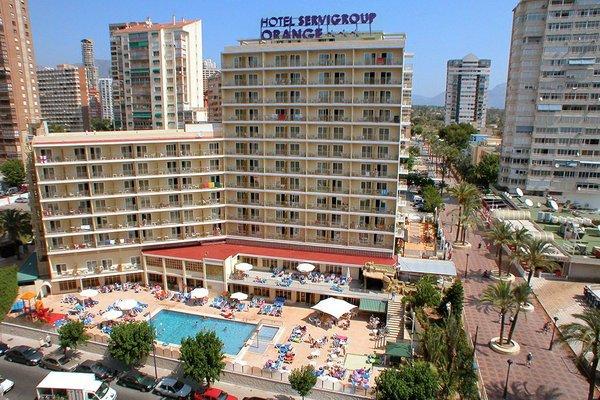 Hotel Servigroup Orange - фото 14