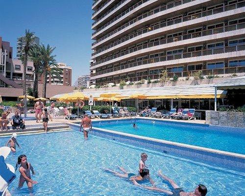 Hotel Don Pancho - фото 21