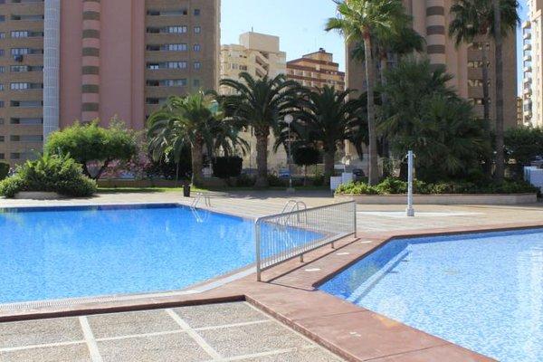 Apartamentos Vistamar - фото 19