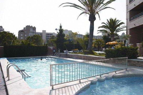 Apartamentos La Caseta - фото 9