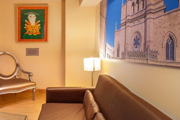 Hotel Boutique Villa Venecia - фото 6